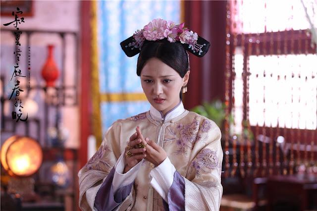 Qing Dynasty Costumes Zheng Shuang Chronicle of Life