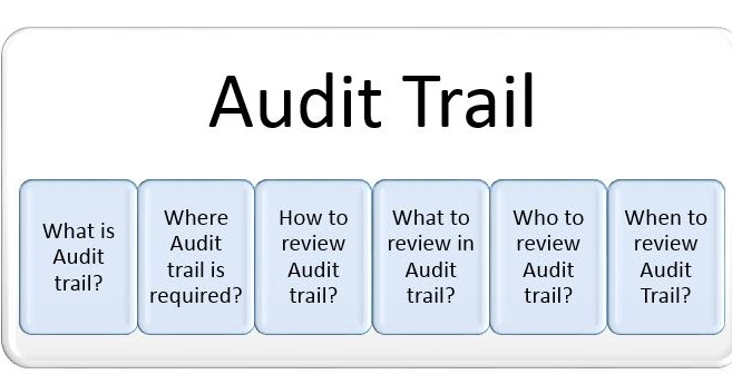 Kiran S Diary Audit Trail And Its Importance