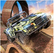 Offroad Legends-Hill Climb Game Offroad 4x4 Android Terbaik