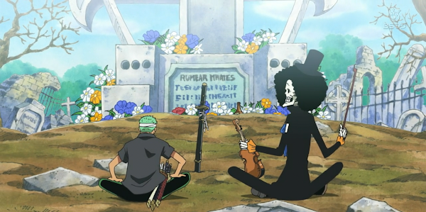 One Piece – Arc Thriller Bark