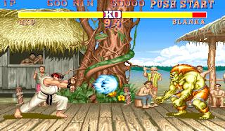 Jogue Street Fighter II na versão Arcade online