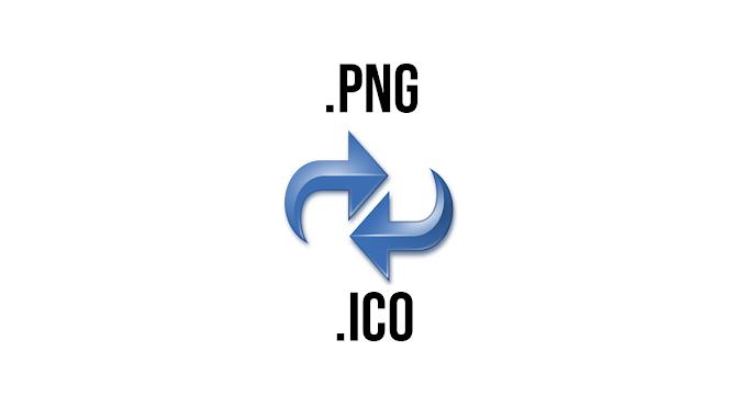 Como converter PNG em ICO online