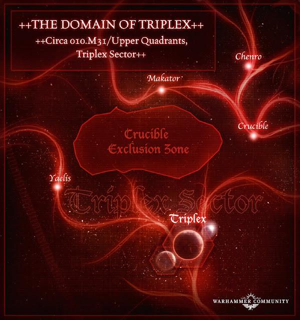 Triplex Herejía de Horus
