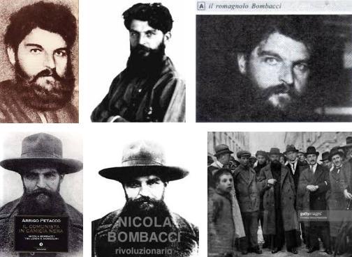 Il politico e rivoluzionario Nicola Bombacci