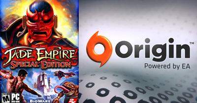 Jade Empire Special Edition, Origin, Electronic Arts