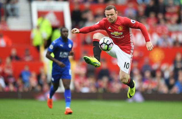 Wayne Rooney MUFC