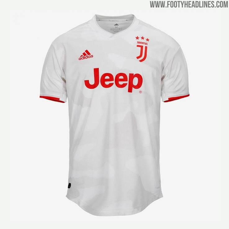 buy popular a4928 3e1fa Juventus 19-20 Away Kit Released - Footy Headlines