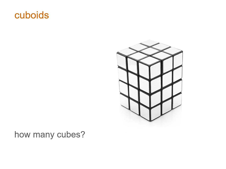 MEDIAN Don Steward mathematics teaching: rubik cuboids and