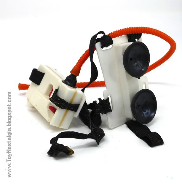 ACTIONMAN Astronauta - Unidad frontal de soporte vital (ACTIONMAN ASTRONAUT  HASBRO-PALITOY)