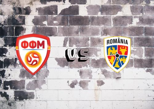 ARY de Macedonia vs Rumanía  Resumen