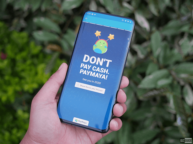 Paying with your mobile number is now possible with PayMaya