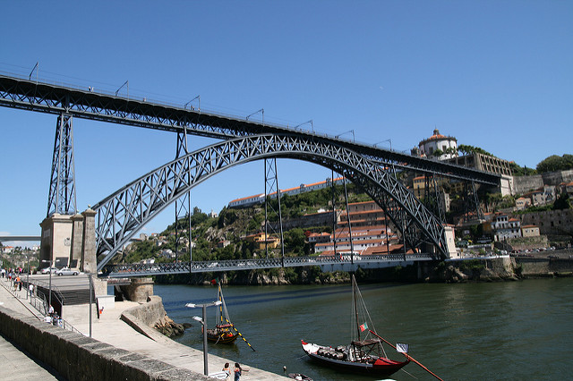Le pont Dom Luís I