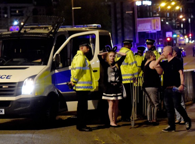 UK police says death toll at the Ariana Grande concert in Manchester has risen to 22