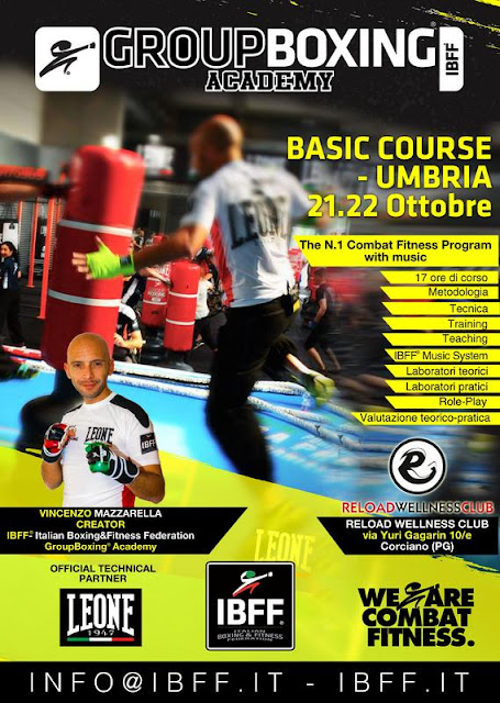 GroupBoxing. Basic- Umbria, 21-22 Ottobre a Corciano (PG)
