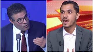 رياض جراد بداليل يكشف حقائق خطيرة رفيق بوشلاكة  هو من وراء نشر و تسريب وثيقة الانقلاب التي تتحدثو عنها