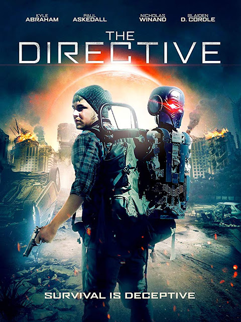 The Directive (2019) English 350MB BluRay Download