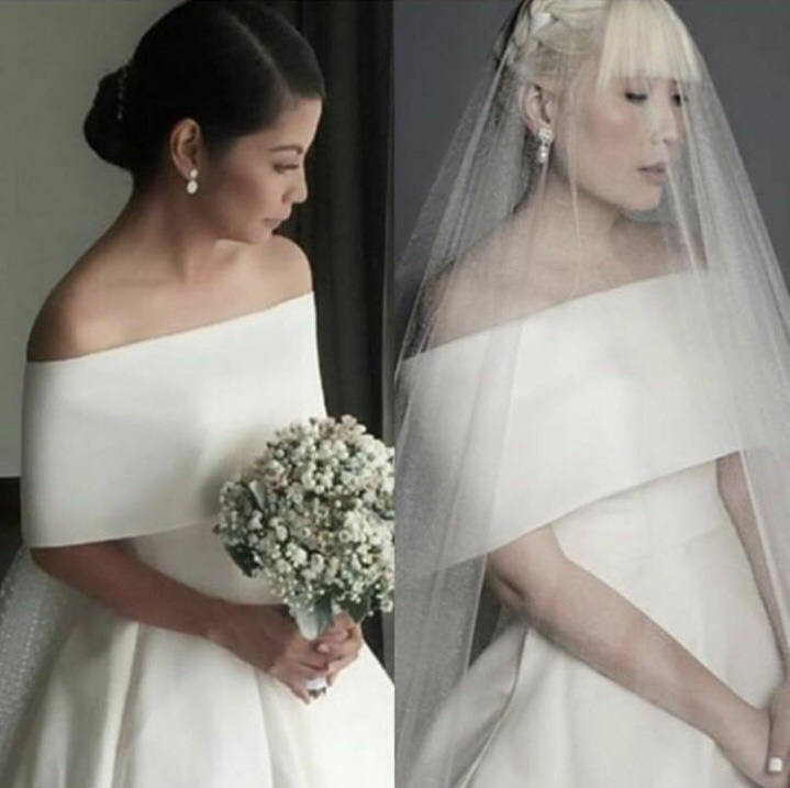 Fashion PULIS: Inspiration or Imitation: Rajo Laurel for Bride Kika ...