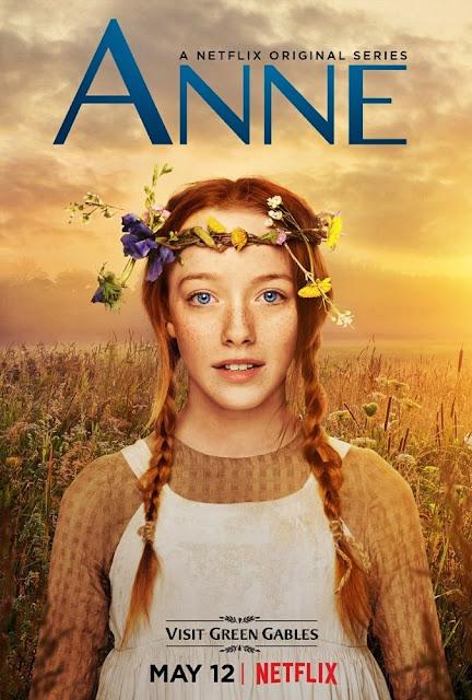 """""""Anne with an e"""" Netflix season 1"""
