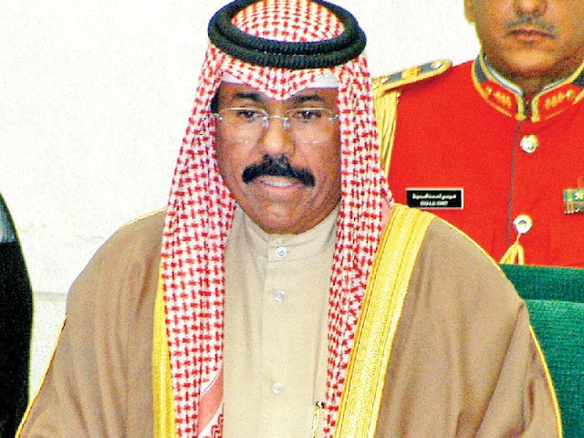 نائب الأمير الكويتي نواف الأحمد يؤكد أبناء الأسرة الحاكمة ليسوا فوق القانون