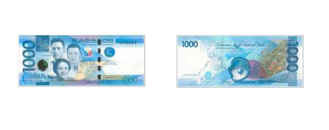Isang Libong Piso (1000 pesos)