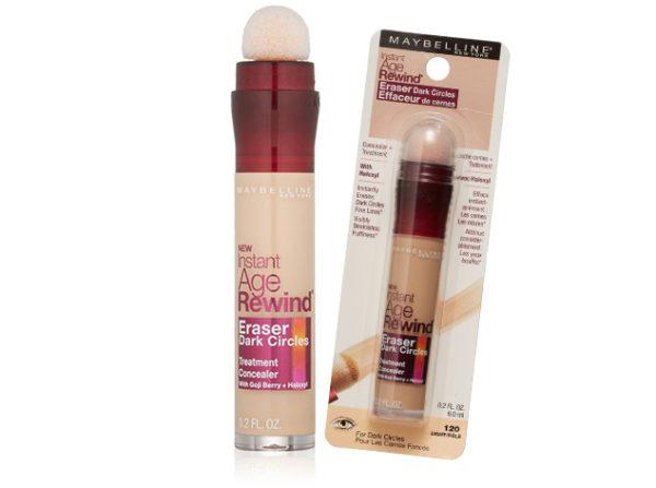 Kem Che Khuyết Điểm Maybelline 110 Fair 6ml Instant Age Rewind Eraser Dark Circles Treatment Co...