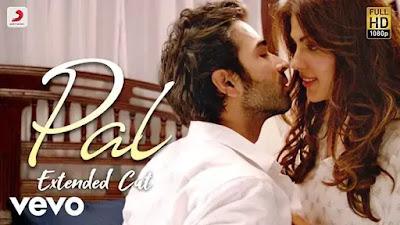 Arijit Singh & Shreya Ghoshal - Pal Lyrics