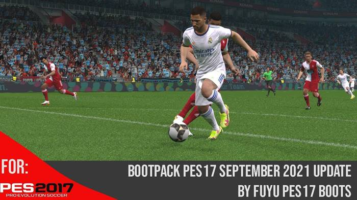PES 2017 Boots Repack September 2021 UP AIO