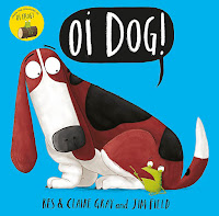 http://onacraftyadventure.blogspot.co.nz/2016/12/book-review-oi-dog-by-kes-claire-gray.html