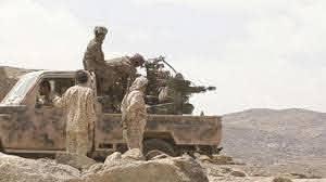 بحيبح يؤكد انه تم التصدي لقوات الحوثي