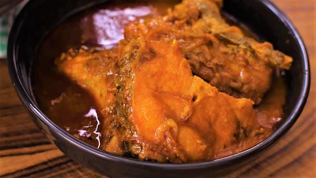 Katla Fish Curry | Bengali Katla Kalia | Best Bengali Fish Curry