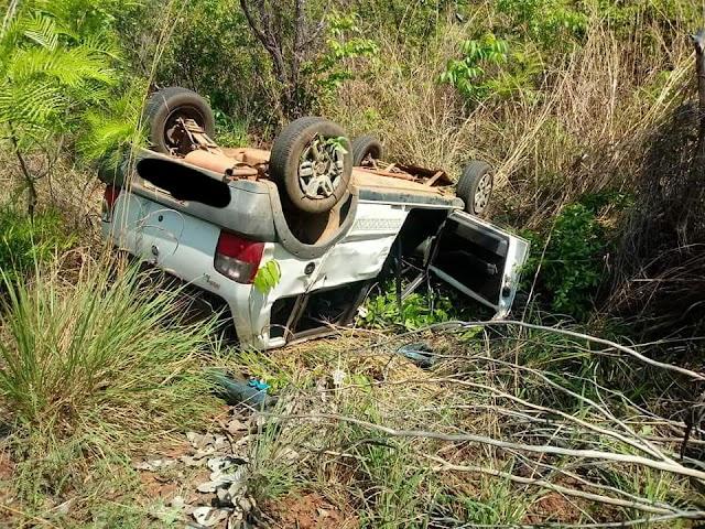 URGENTE: Vereador e assessor de Balsas sofre acidente próximo ao município de Loreto-Ma