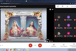 Ibadat Rosario Kelima di Lingkungan St. Arcadius 5