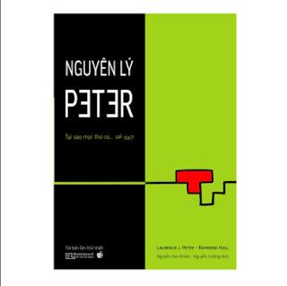 Nguyên Lý Peter - Tại sao mọi thứ cứ sai sai? (tái bản 2020) ebook PDF EPUB AWZ3 PRC MOBI