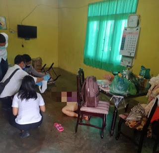 Pisah Rumah 5 Tahun Dengan Suami…!!! Guru SDN di Lumban Lobu Ditemukan Tewas Bersimbah Darah Dirumahnya