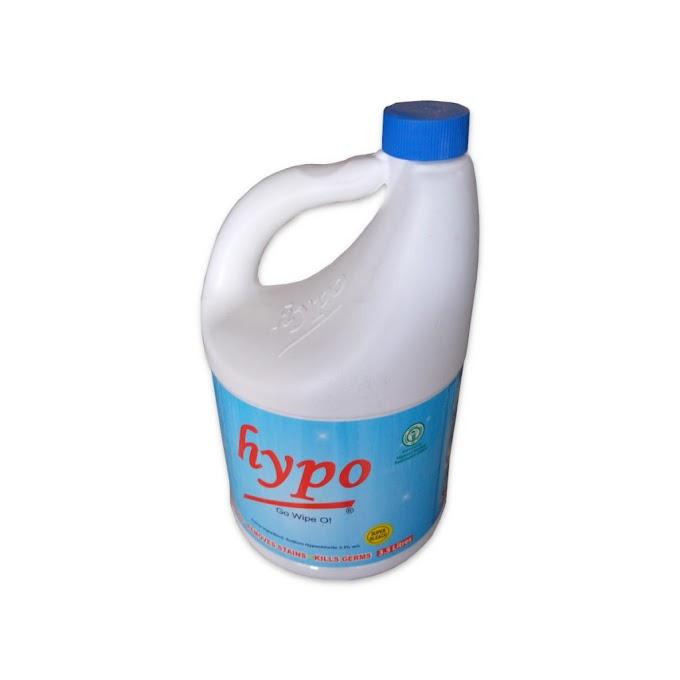 Hypo Super Bleach 3.5 Liters