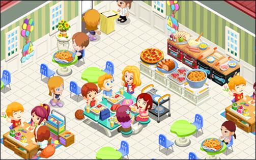 Restaurant Story Adventures: Game update: 12/08/15
