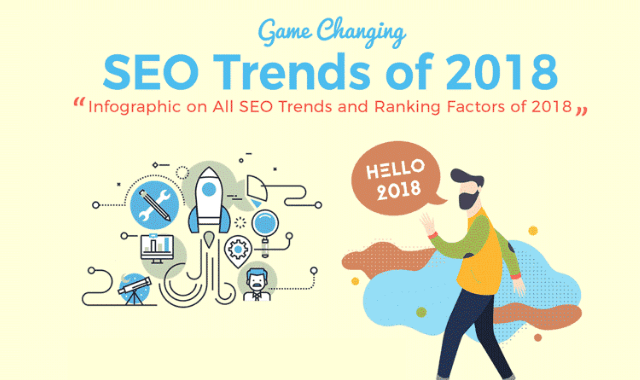 SEO Trends and Ranking Factors of 2018