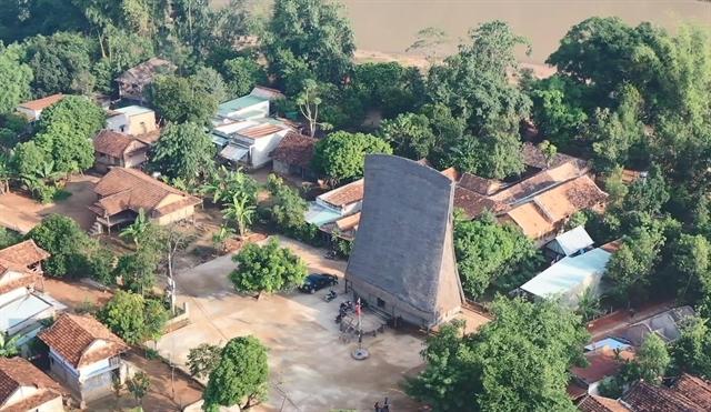 Discovering community-based tourism village Kon Kơ Tu in Kon Tum