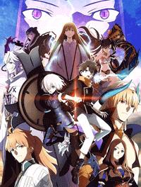 جميع حلقات الأنمي Fate/Grand Order: Zettai Majuu Sensen Babylonia مترجم