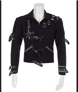 Michael Jackson Iconic Jacket Wore During Bad Tour Goes for Auction.