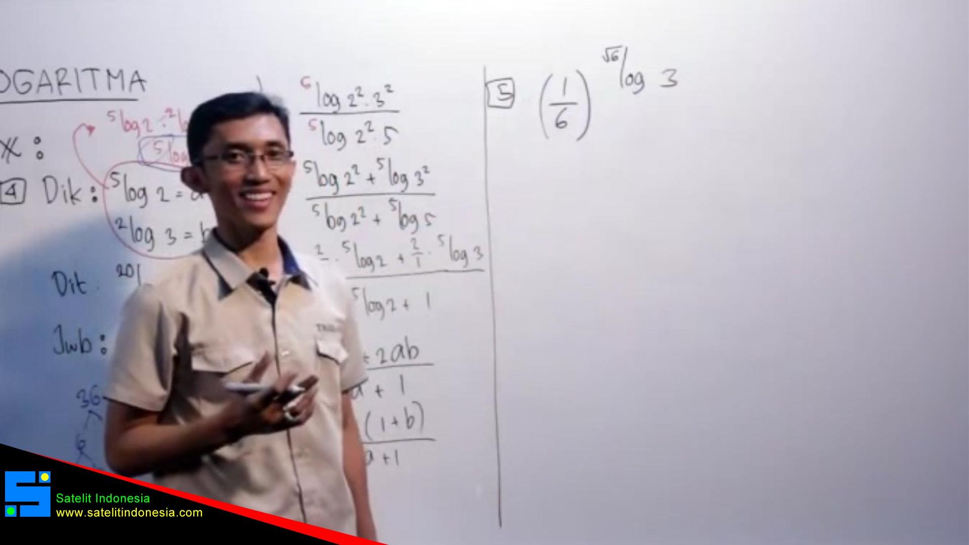 Frekuensi siaran SMAN 3 Cirebon di satelit ABS 2A Terbaru