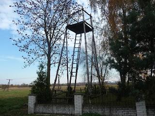 Руда. Музей Івана Виговського. Сторожова вежа