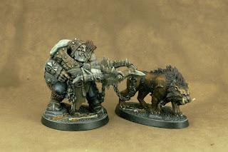 Hrothgorn Mantrapper & Thrafnir