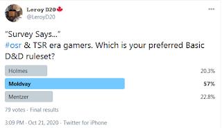 Survey: Favorite Basic D&D set?