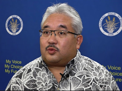 Hayashi tapped as interim schools chief, DeCoite heading to Senate, only 56% of Hawaii residents vaccinated, more news from all the Hawaiian Islands