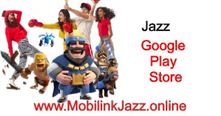 Google Play Store | Purchase any Apps with Jazz Balance