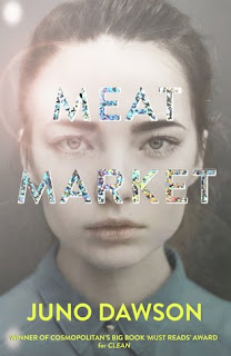 Meat Market by Juno Dawson cover