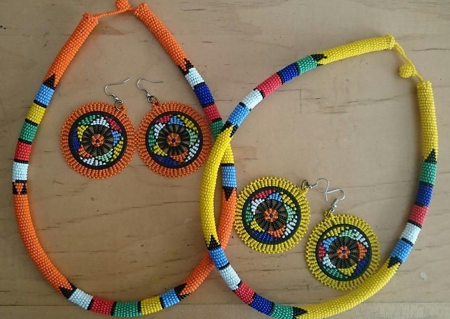 art africain bijoux