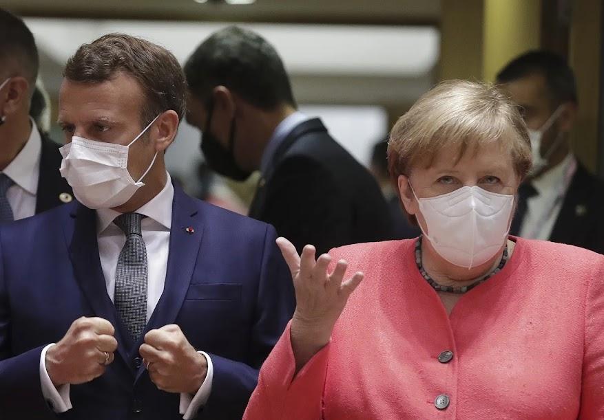 Ο Ερντογάν παίζει τους Ευρωπαίους στα δάκτυλά του