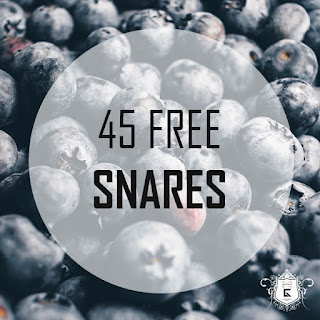 GET Free Snare Pack - 45 Samples